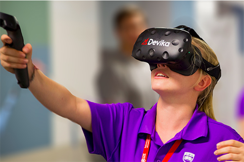Why schools should be making greater use of VR