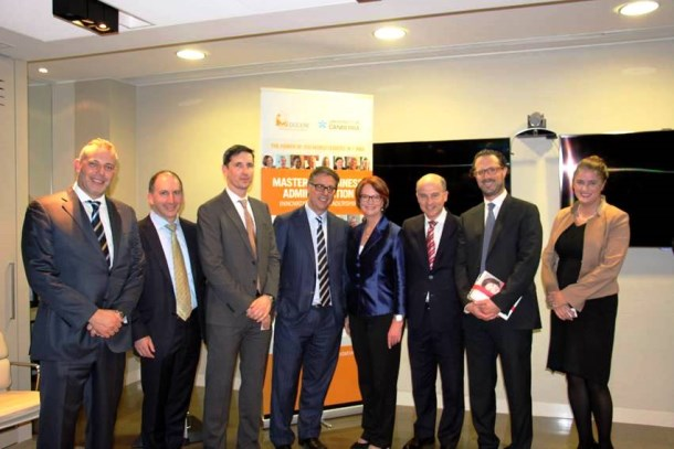 ABL Sydney hosts a discussion on leadership and education with Julia Gillard