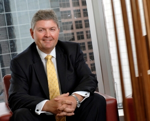 Five minutes with... Craig Henderson, Lander & Rogers