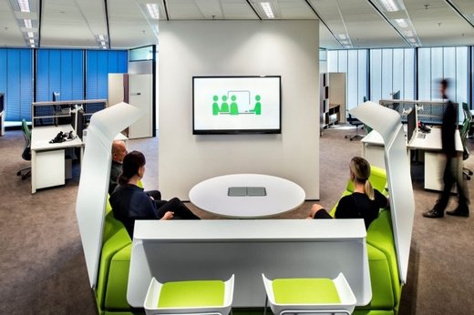 KWM: Workplace of tomorrow