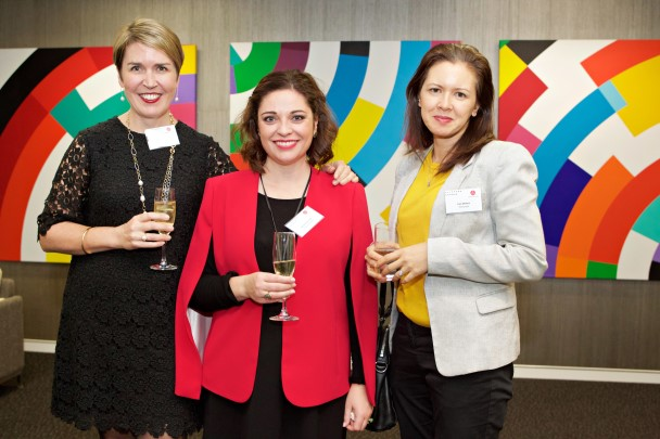 Top UK firm helps give disadvantaged women a fighting chance