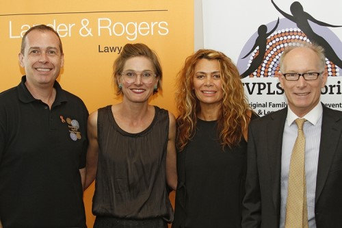 Lander & Rogers steps up to protect Aboriginal and Torres Strait Islander women