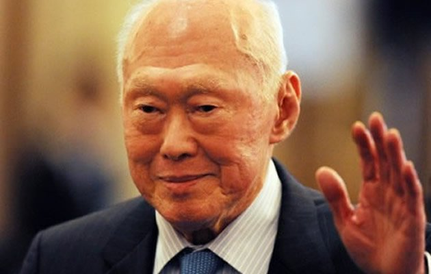 Three leadership lessons from Lee Kuan Yew
