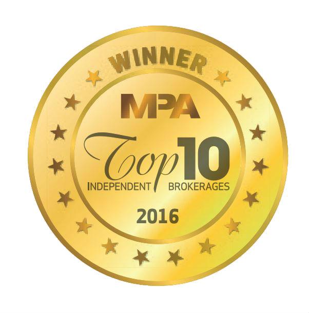Top Independent Brokerages 2016
