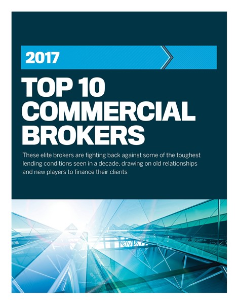 2017 Top 10 Commercial Brokers