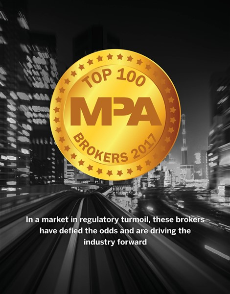 2017 Top 100 Brokers