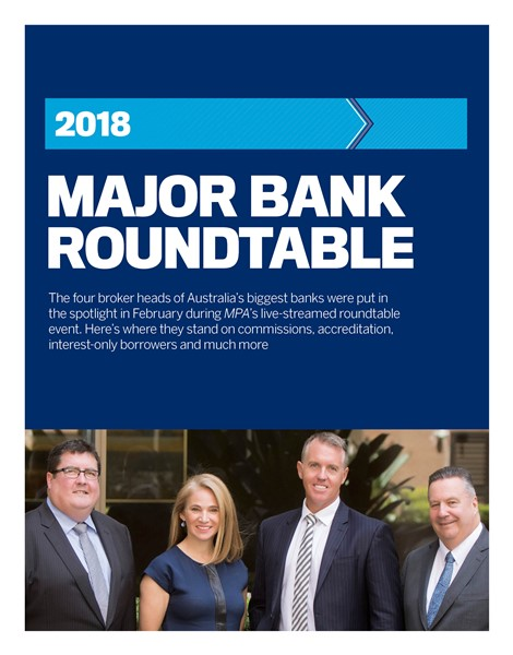 2018 Major Bank Roundtable