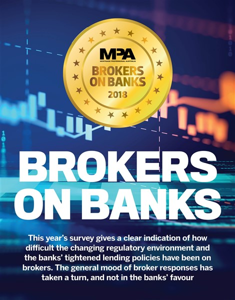 2018 Brokers on Banks
