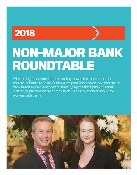 2018 Non-Major Bank Roundtable