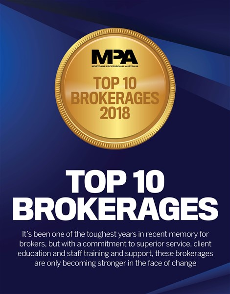 Top 10 Brokerages 2018