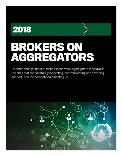 2018 Brokers on Aggregators