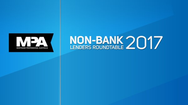 MPA Non-Bank Lenders Roundtable 2017