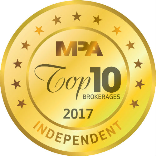 Top Independent Brokerages 2017