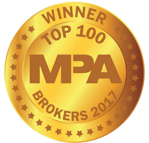 MPA Australia Top 100 Brokers 2017