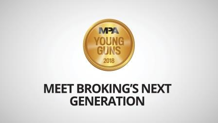 MPA Young Guns 2018: broking's next generation
