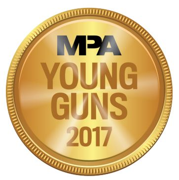 The 2017 Young Guns on track to become industry leaders