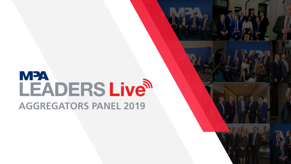 MPA Leaders Live: Aggregators Panel 2019