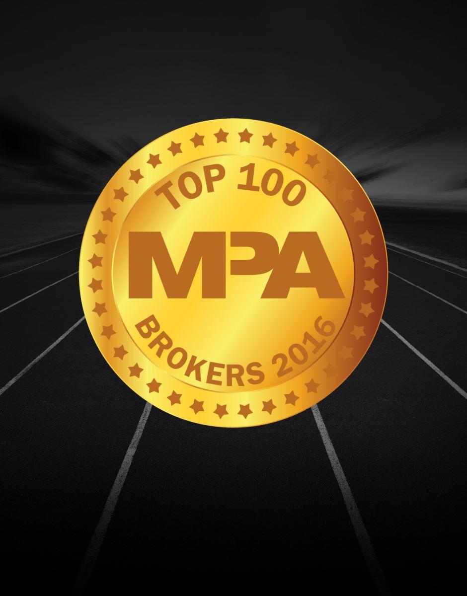 2016 Top 100 Brokers