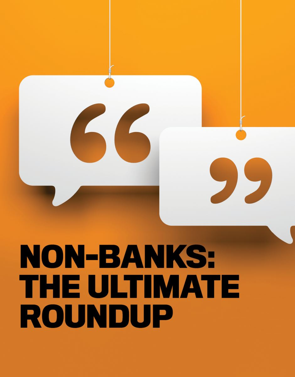 Non-Banks: The Ultimate Roundup