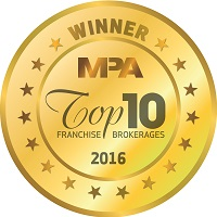 Top Franchise Brokerages 2016