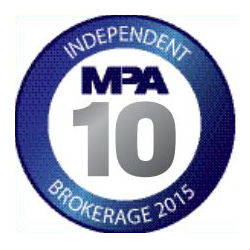 Top 10 Independent Brokerages 2015