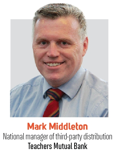 Mark Middleton