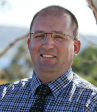 Michael Barton, Deputy principal, Djarragun College