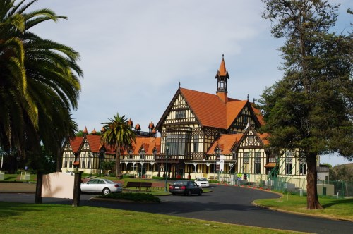 District council unveils details of Rotorua Museum's insurance cover