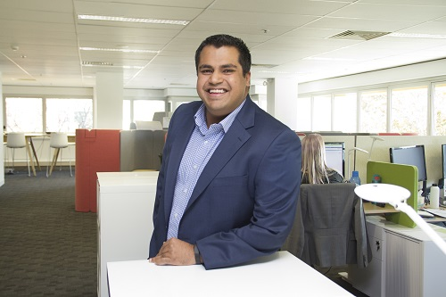 The real estate agent turned broker who settled $22m in his first six months