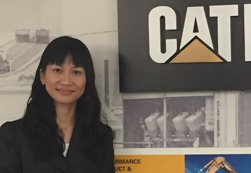 HR in the hot seat: Nydia Koh, HR director, Singapore and APAC C&B lead at Caterpillar
