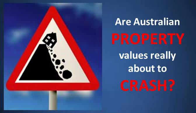 Is the property market really about to crash?