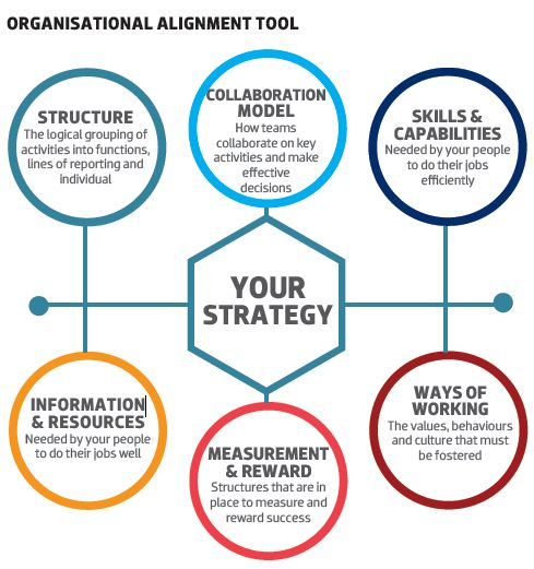 Organisational Alignment Tool