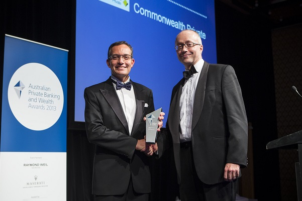2013 Australian Private Banking and Wealth Awards