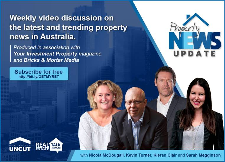 Property News Update: 9th November 2018