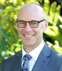 Paul Browning, Headmaster, St Paul's School