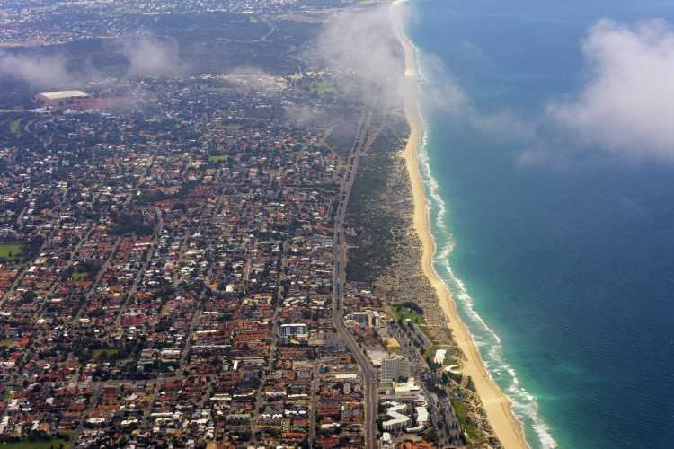 Perth is showing signs of life as sales trends higher.