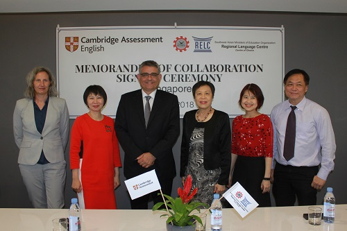 Cambridge to bolster teaching of English in Asia