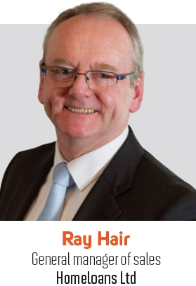 Ray Hair
