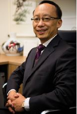 Raymond Xue's Top 100 Broker 2013 profile