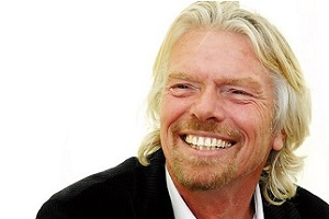 Exclusive interview with Sir Richard Branson