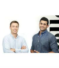 Thomas O'Donahoo and Robert Barakat, Co-founders, Atomi