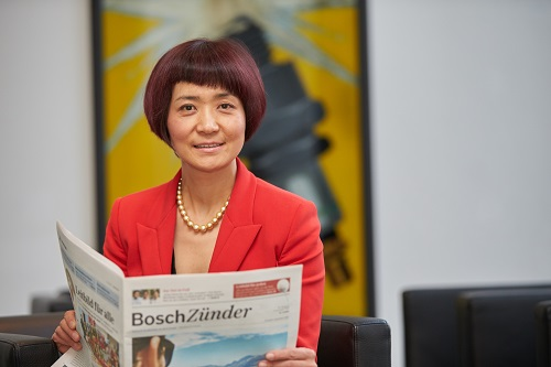 Why Bosch HR head is a 'glocal' agent of change