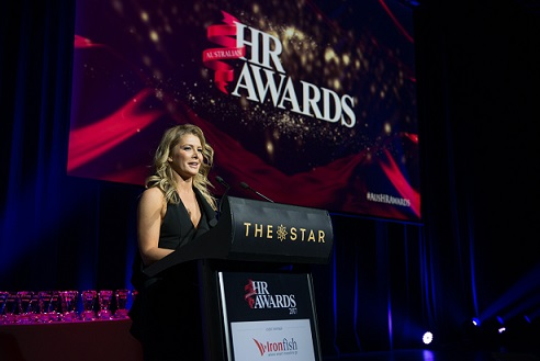 Record number attends Australian HR Awards