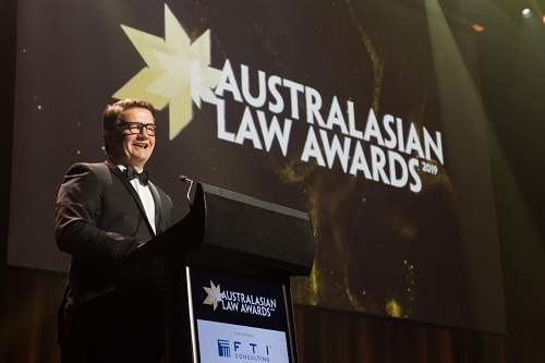 Australasian Law Awards winners revealed