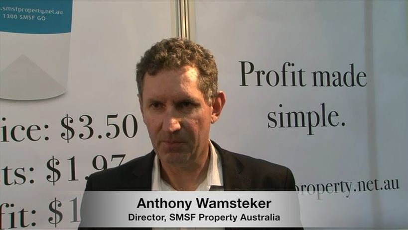 SMSF & Property: Anthony Wamsteker