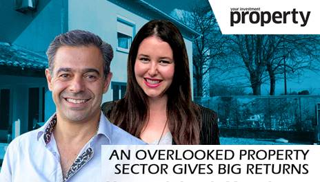 Overlooked property sector that's giving BIG returns