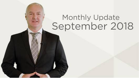 Sept 2018 | Housing Market Update