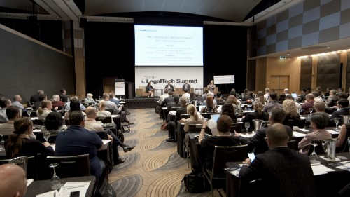 Legal Tech Summit abuzz with new ideas