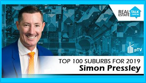 Top 100 suburb picks for 2019