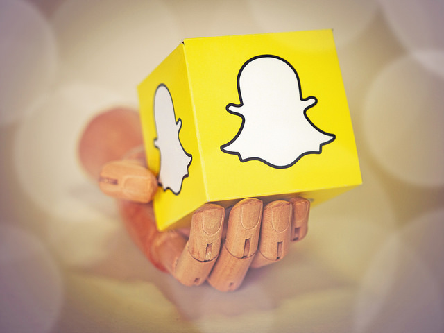 Snapchat at work: What are the legal issues?